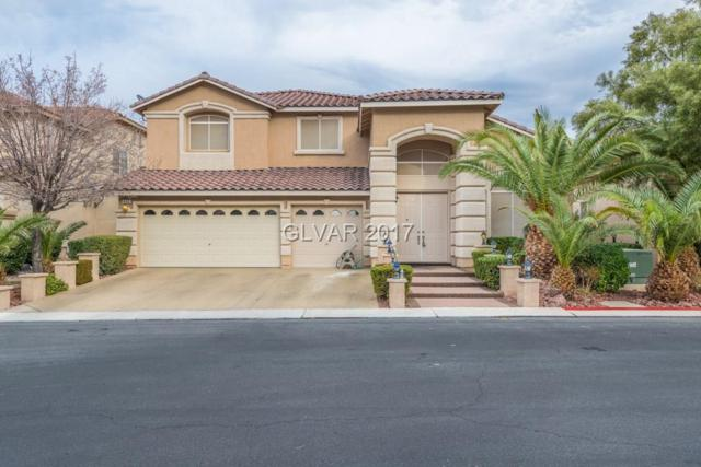 450 Baldur Run, Las Vegas, NV 89148 (MLS #1924907) :: Realty ONE Group