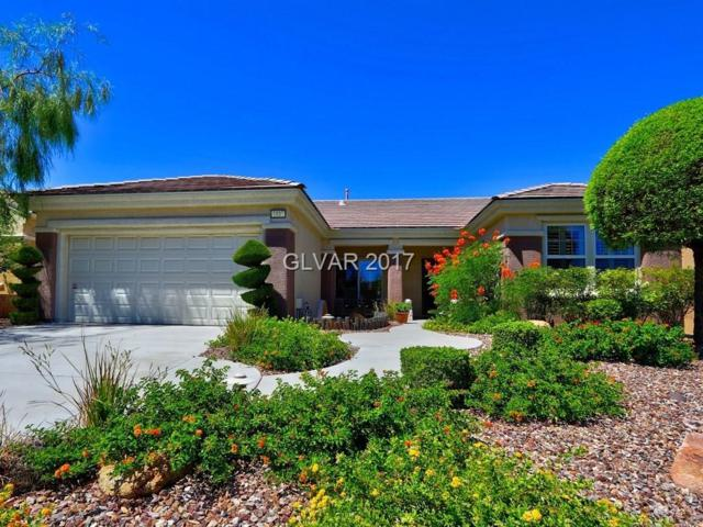 1533 Bonner Springs, Henderson, NV 89052 (MLS #1924963) :: The Snyder Group at Keller Williams Realty Las Vegas