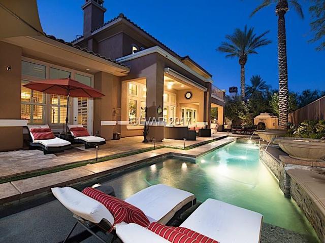 49 Avenida Sorrento, Henderson, NV 89011 (MLS #1925262) :: The Snyder Group at Keller Williams Realty Las Vegas