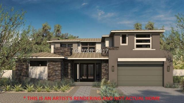 39 Olive Ridge, Las Vegas, NV 89135 (MLS #1925284) :: The Snyder Group at Keller Williams Realty Las Vegas
