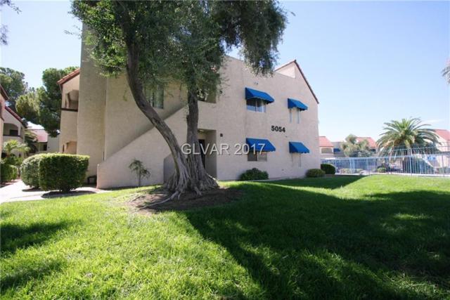 5054 Spencer B, Las Vegas, NV 89119 (MLS #1926757) :: Signature Real Estate Group