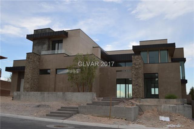 92 Sun Glow, Las Vegas, NV 89135 (MLS #1926844) :: The Snyder Group at Keller Williams Realty Las Vegas