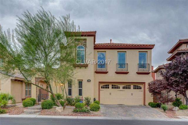 199 Crooked Putter, Las Vegas, NV 89148 (MLS #1927019) :: Realty ONE Group