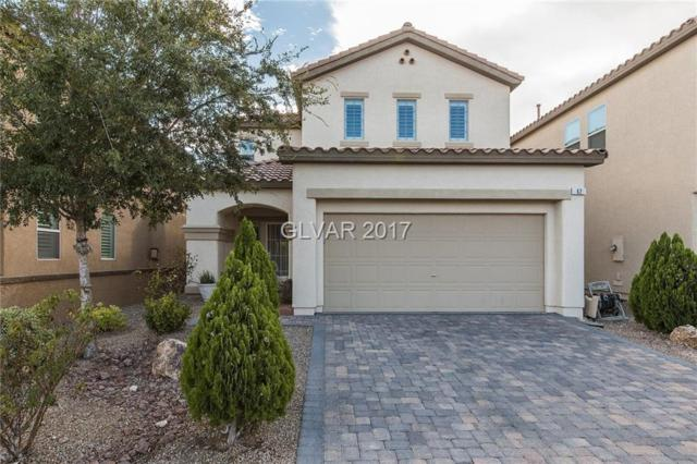 62 Tribute Peak, Las Vegas, NV 89148 (MLS #1930444) :: Realty ONE Group