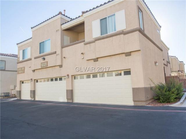6321 Snap Ridge #102, North Las Vegas, NV 89081 (MLS #1932325) :: Realty ONE Group