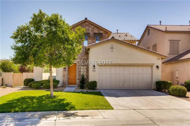 3025 Via Sarafina, Henderson, NV 89052 (MLS #1932573) :: Realty ONE Group