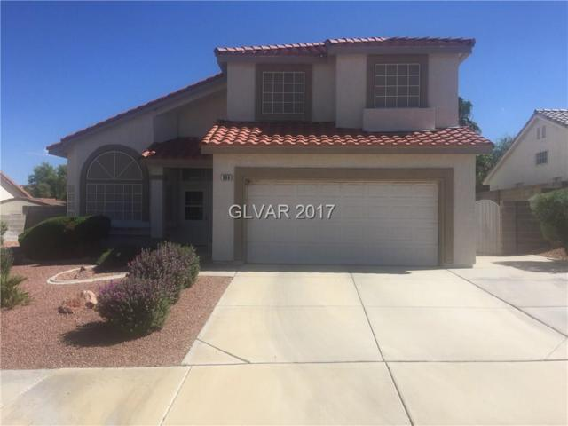 906 Shining Arrows, Henderson, NV 89002 (MLS #1933372) :: Realty ONE Group