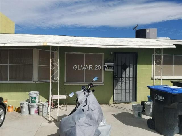 2908 Bassler, North Las Vegas, NV 89030 (MLS #1933475) :: Realty ONE Group