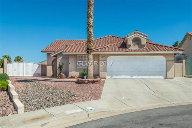 850 Holly Lake, Henderson, NV 89002 (MLS #1933504) :: Realty ONE Group