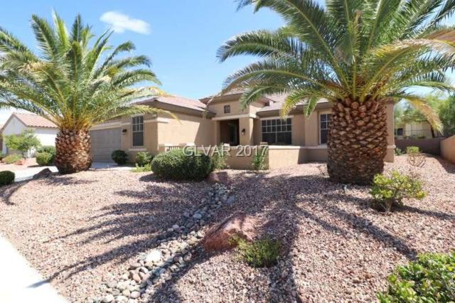 2352 Fossil Canyon, Henderson, NV 89052 (MLS #1933630) :: Signature Real Estate Group