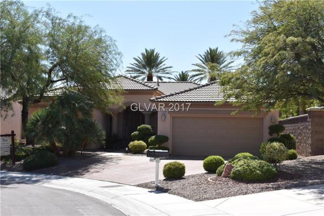 10679 Riva De Fiore, Las Vegas, NV 89135 (MLS #1933684) :: Signature Real Estate Group