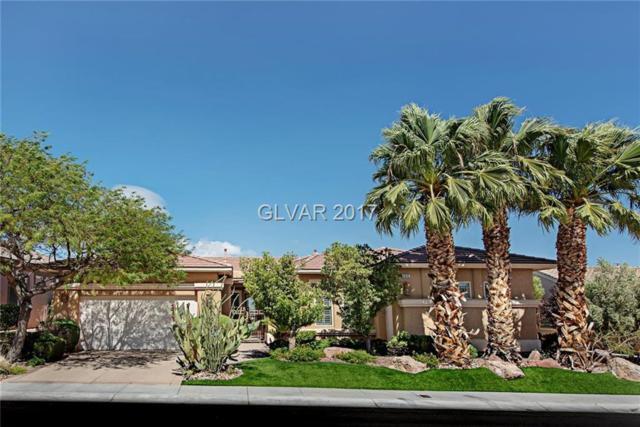 4892 Denaro, Las Vegas, NV 89135 (MLS #1933734) :: Signature Real Estate Group