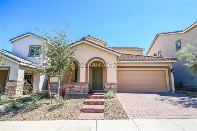 366 Shanon Springs, Las Vegas, NV 89014 (MLS #1933753) :: Signature Real Estate Group