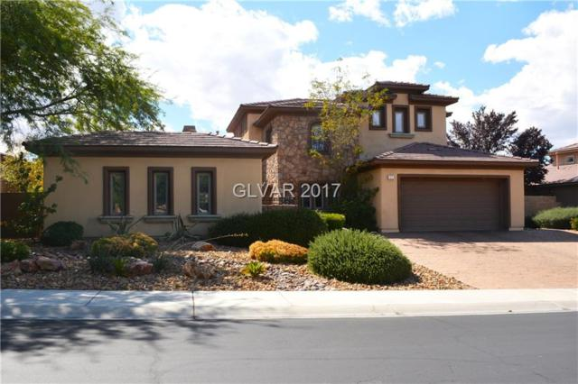 11 Clear Crossing, Henderson, NV 89052 (MLS #1934189) :: Signature Real Estate Group