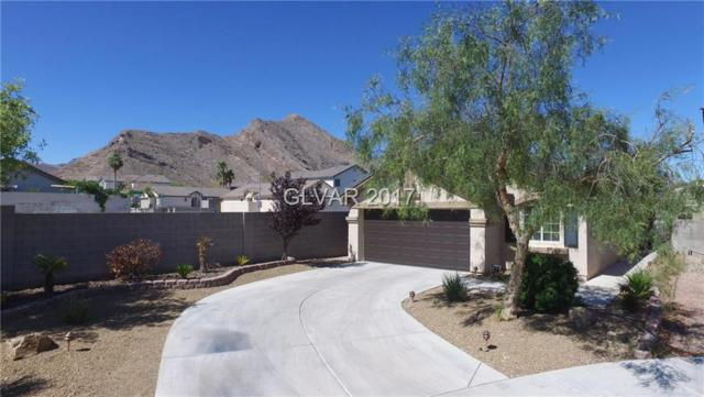 9672 Mesa Ridge, Las Vegas, NV 89129 (MLS #1934251) :: Signature Real Estate Group