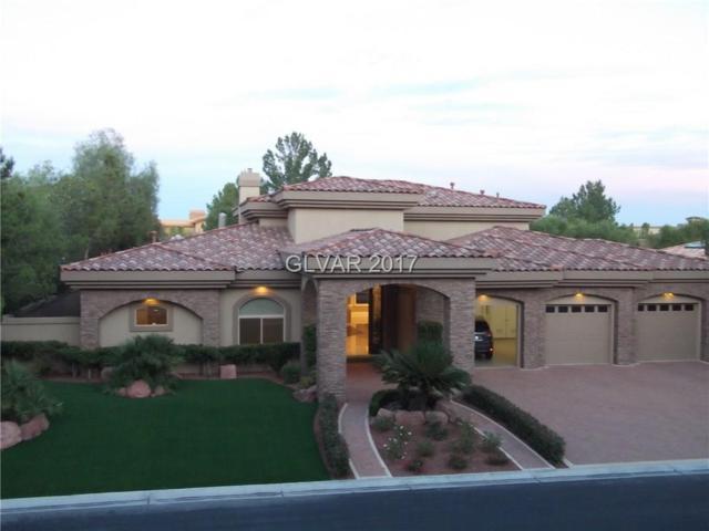5086 Rustic Ridge, Las Vegas, NV 89148 (MLS #1934408) :: The Snyder Group at Keller Williams Realty Las Vegas