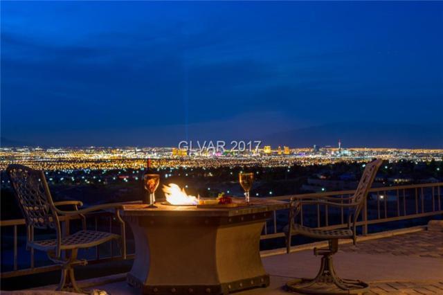 2724 Olivia Heights, Henderson, NV 89052 (MLS #1935504) :: The Snyder Group at Keller Williams Realty Las Vegas