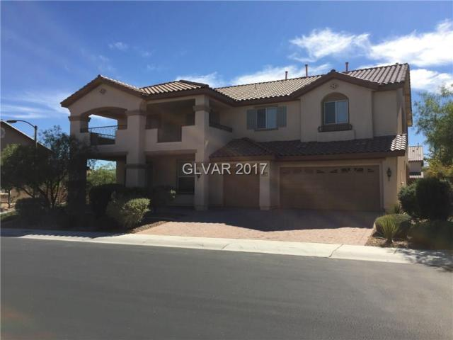 8095 Dolce Flore, Las Vegas, NV 89178 (MLS #1936599) :: Signature Real Estate Group