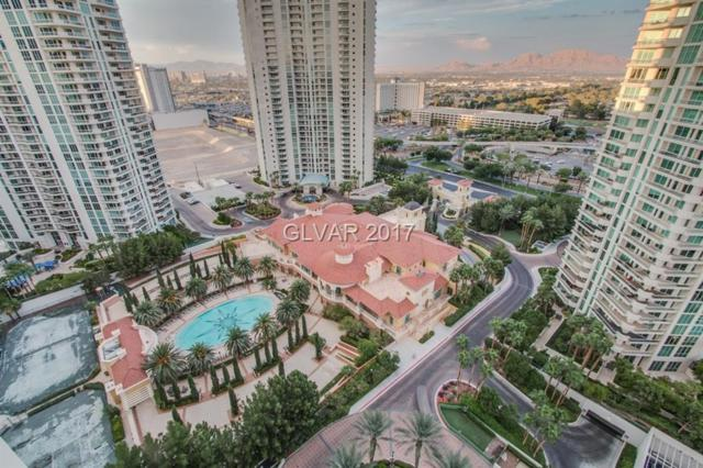 2877 Paradise #2102, Las Vegas, NV 89109 (MLS #1937677) :: The Snyder Group at Keller Williams Marketplace One