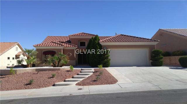 2612 Hanging Rock, Las Vegas, NV 89134 (MLS #1938331) :: The Snyder Group at Keller Williams Realty Las Vegas
