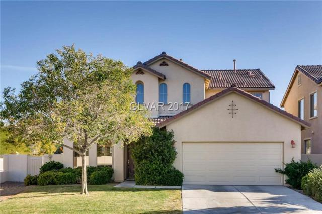 3021 Via Sarafina, Henderson, NV 89052 (MLS #1938749) :: Signature Real Estate Group