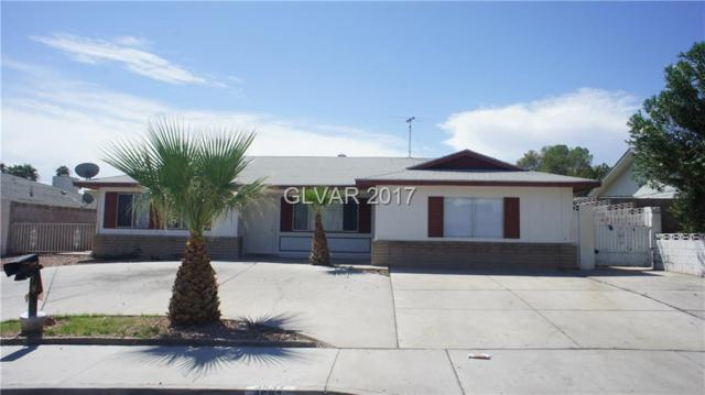 4537 Dennis ., Las Vegas, NV 89121 (MLS #1938897) :: The Snyder Group at Keller Williams Realty Las Vegas