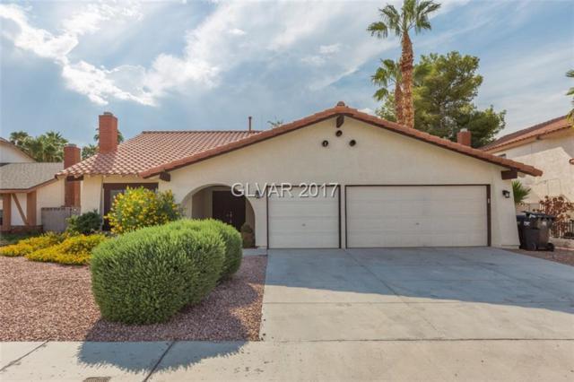 331 Esquina, Las Vegas, NV 89014 (MLS #1939009) :: Signature Real Estate Group