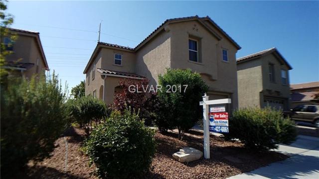 2313 Cockatiel, North Las Vegas, NV 89084 (MLS #1939144) :: Signature Real Estate Group