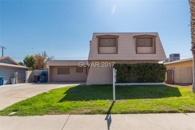 6317 Elton, Las Vegas, NV 89107 (MLS #1939340) :: Signature Real Estate Group