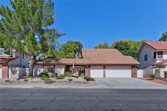 1851 Heydon, Las Vegas, NV 89014 (MLS #1939450) :: The Snyder Group at Keller Williams Realty Las Vegas