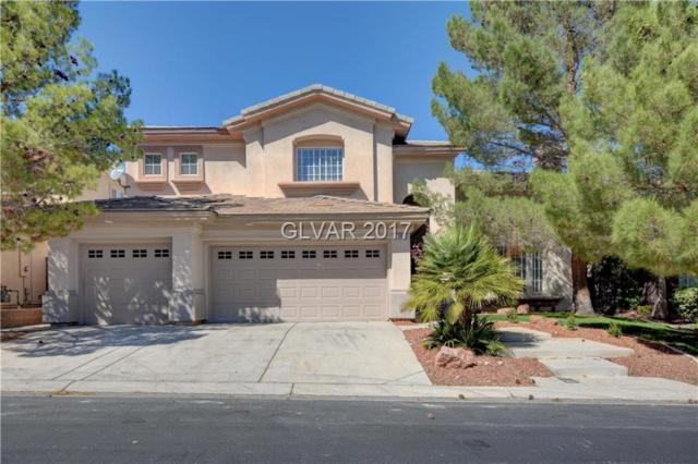 201 N Buteo Woods, Las Vegas, NV 89144 (MLS #1939472) :: Signature Real Estate Group
