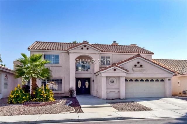 920 Possum Hill, Henderson, NV 89014 (MLS #1939545) :: The Snyder Group at Keller Williams Realty Las Vegas
