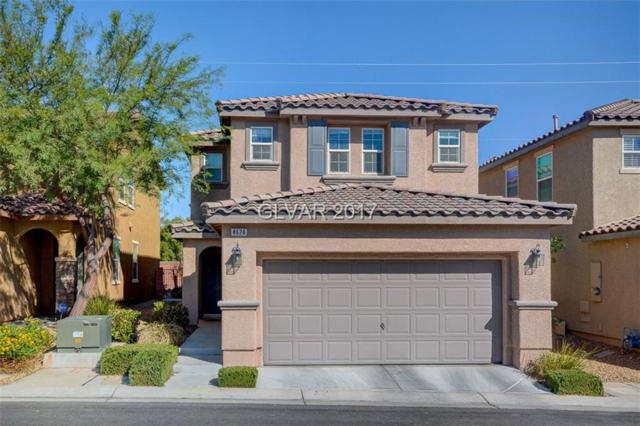 8626 Anderson Dale, Las Vegas, NV 89178 (MLS #1939551) :: Signature Real Estate Group