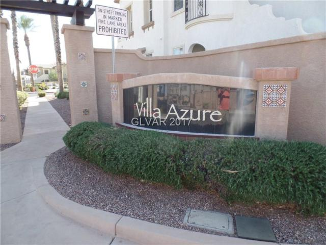 50 Aura De Blanco #3201, Henderson, NV 89074 (MLS #1939564) :: The Snyder Group at Keller Williams Realty Las Vegas