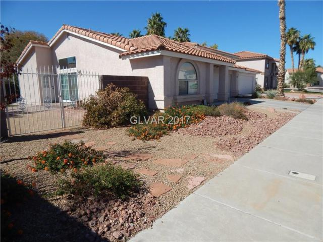 1417 Lodgepole, Henderson, NV 89014 (MLS #1939624) :: The Snyder Group at Keller Williams Realty Las Vegas