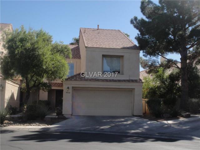 2628 Seahorse, Las Vegas, NV 89128 (MLS #1939652) :: Realty ONE Group