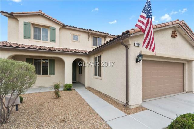7157 Cardinal Walk, North Las Vegas, NV 89084 (MLS #1939764) :: Signature Real Estate Group