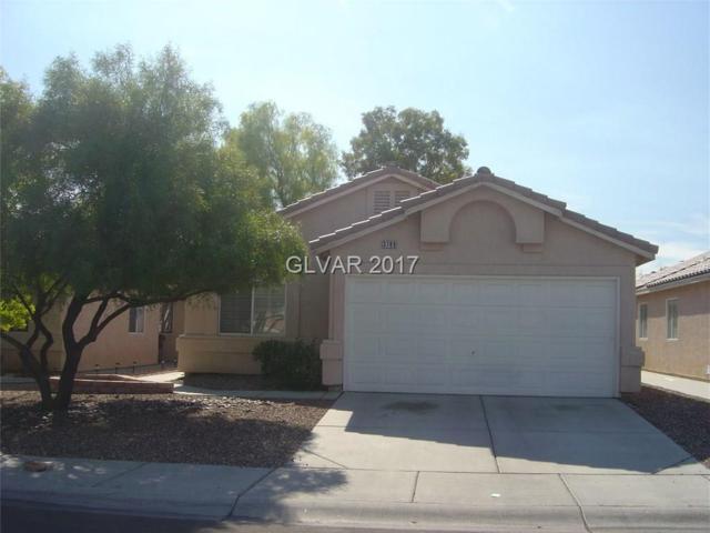 3709 Copper Cactus, Las Vegas, NV 89129 (MLS #1939781) :: The Snyder Group at Keller Williams Realty Las Vegas