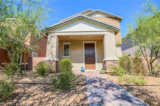 2383 Via Firenze, Henderson, NV 89044 (MLS #1939845) :: The Snyder Group at Keller Williams Realty Las Vegas