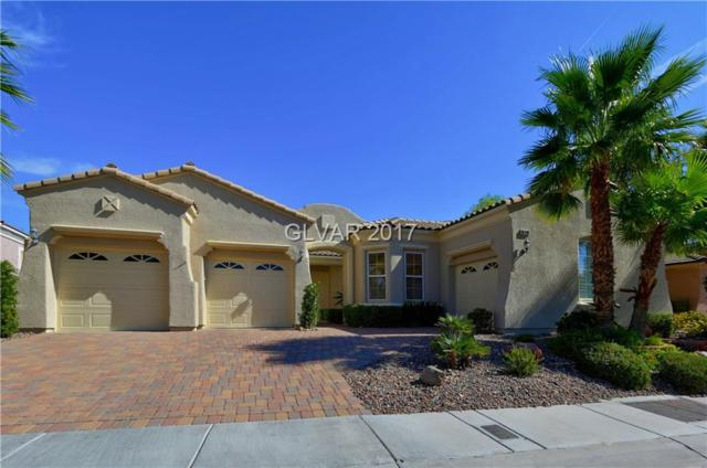 10480 Mandarino, Las Vegas, NV 89135 (MLS #1940025) :: Signature Real Estate Group