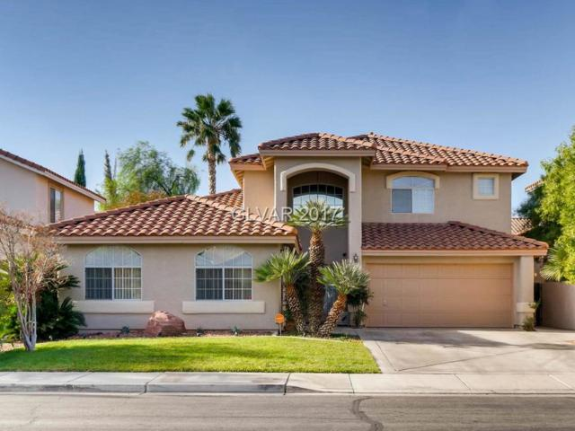 261 Sandrock Pointe, Henderson, NV 89012 (MLS #1940029) :: Realty ONE Group