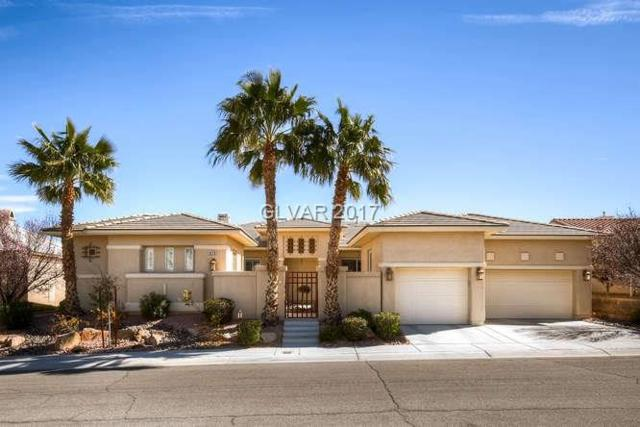 4218 Pacifico, Las Vegas, NV 89135 (MLS #1940180) :: Signature Real Estate Group