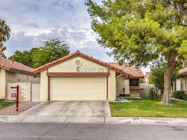 742 Thousand Oaks, Las Vegas, NV 89123 (MLS #1940322) :: Signature Real Estate Group