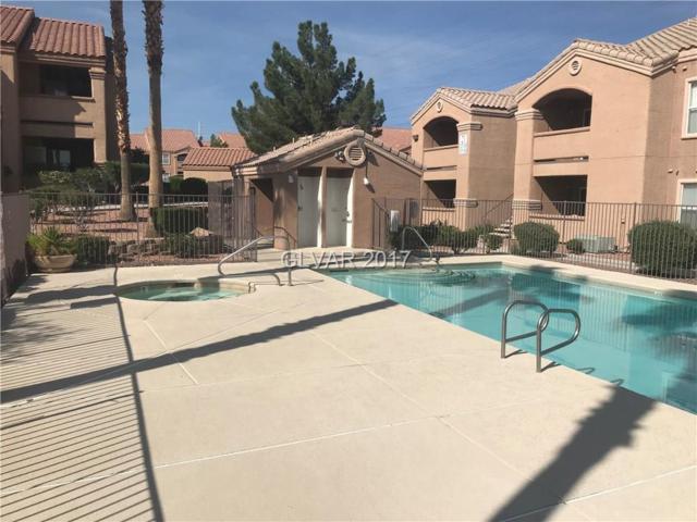 8101 Flamingo #1141, Las Vegas, NV 89147 (MLS #1940342) :: Signature Real Estate Group
