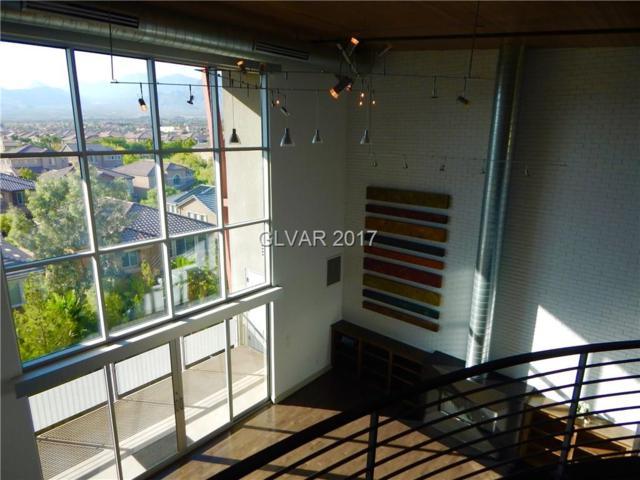 11441 Allerton Park #418, Las Vegas, NV 89135 (MLS #1940380) :: Signature Real Estate Group