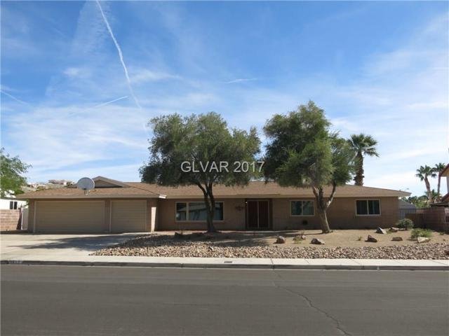 1553 Sandra, Boulder City, NV 89005 (MLS #1940547) :: Signature Real Estate Group