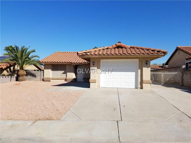 126 St Albans, Henderson, NV 89015 (MLS #1940655) :: Signature Real Estate Group