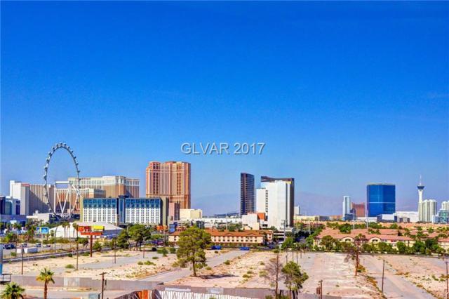205 E Harmon #812, Las Vegas, NV 89169 (MLS #1940703) :: The Snyder Group at Keller Williams Realty Las Vegas