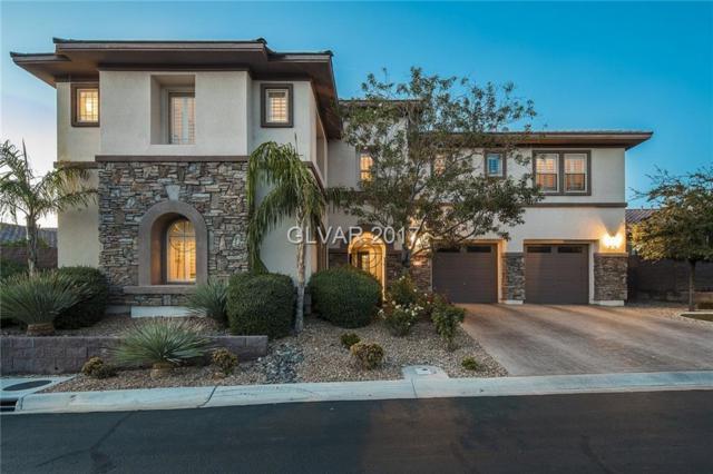 2176 De Rouge, Henderson, NV 89044 (MLS #1940936) :: Signature Real Estate Group