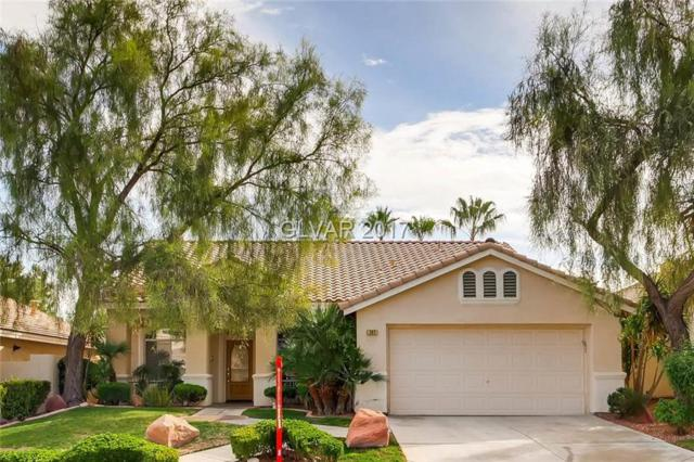 302 Canyon Spirit, Henderson, NV 89012 (MLS #1941319) :: Realty ONE Group